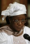 Zainab Hawa Bangura, UN Special Representative on Sexual Violence in Conflict (Credit: Reuters)