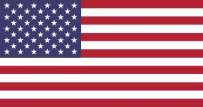US flag (courtesy of wikipedia)
