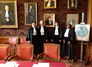 Women of the ICJ2