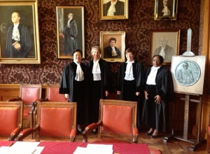 Women of the ICJ2