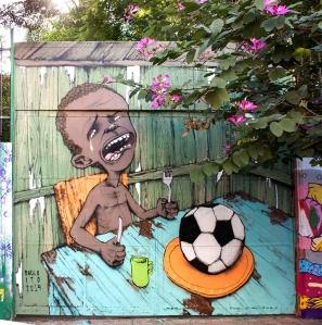 Graffiti by Paulo Ito (photo credit)