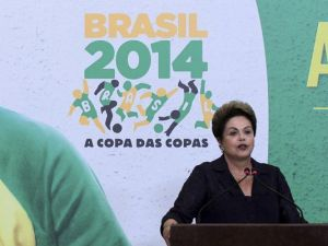 Brazilian President Dilma Rousseff  (photo credit)