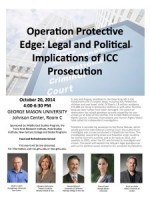 Operation Protective Edge: Legal and Political Implications of ICCProsecution