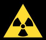 Ionizing radiation symbol
