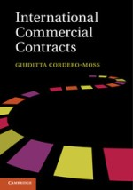 Read On!: International Commercial Contracts: Applicable Sources andEnforceability