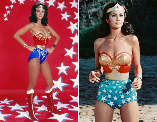 WW Lynda Carter