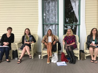 Chautauqua Photo Porch Session