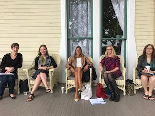Chautauqua Photo Porch Session