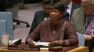 Prosecutor UNSC