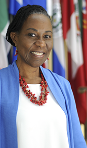 Image of Graciela Dixon, Chief Justice, Supreme Court of Panama