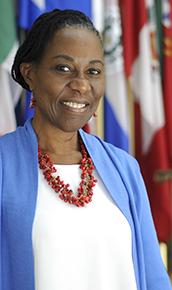 Image of Graciela Dixon, Chief Justice, Supreme Court of Panama