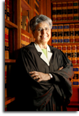 Image of Judge Rosemary Barkett