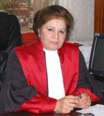 Image of Judge Taghreed Hikmat, Judge Imternational Crimnal Tribunal for Rwanda