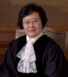 Judge Xue Hanqin, International Court of Justice