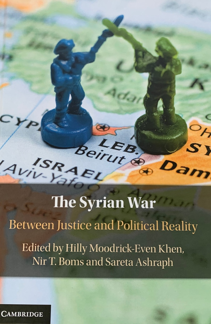 Syrian war cover